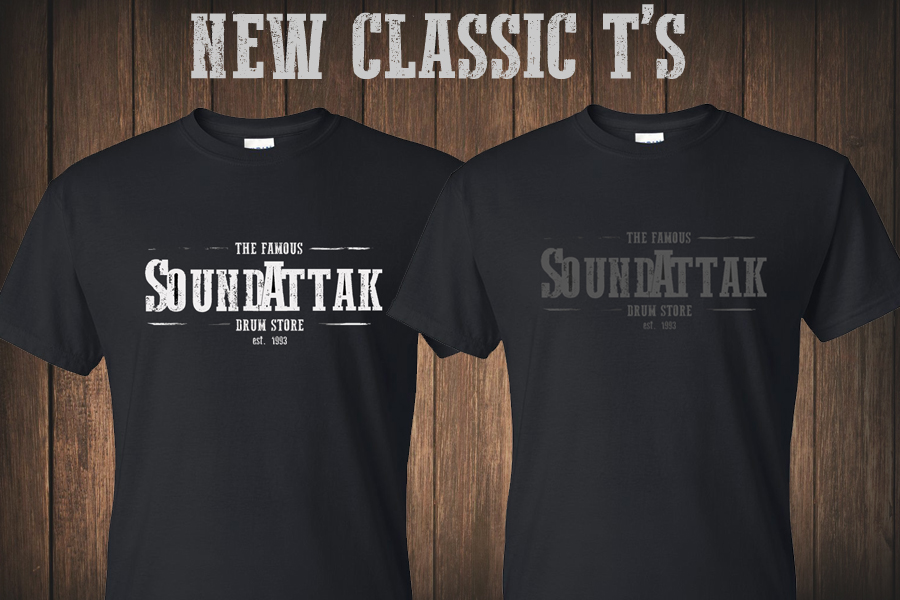 New Classic Sound Attak T-Shirts