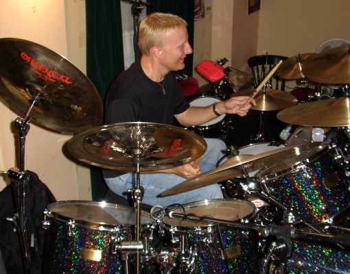 Gregg Bissonette Drum Clinic