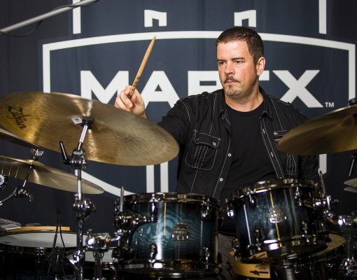 Russ Miller Drum Clinic