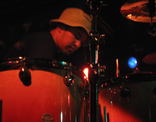 Brain Mantia Drum Clinic