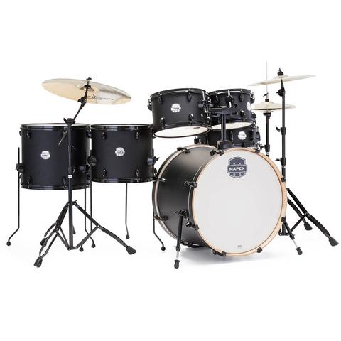 Mapex mapex storm 22 rock fusion drum kit w hw pack for 14 inch floor tom