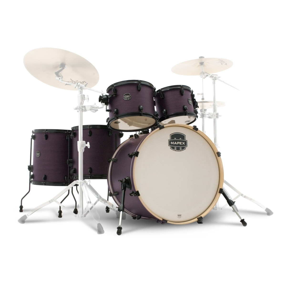 Acoustic Drum Kits MAPEX ARMORY SERIES 6 PIECE DRUM KIT