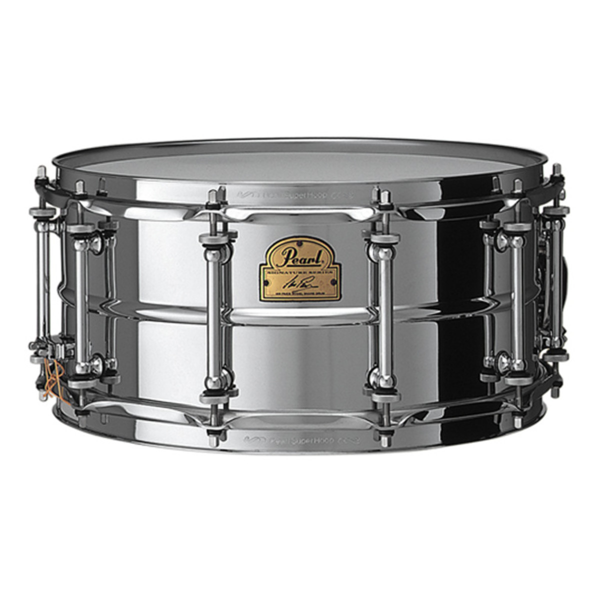 snare drums pearl ian paice signature snare drum. Black Bedroom Furniture Sets. Home Design Ideas