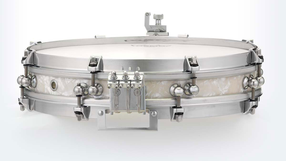 Snare Drums : Pearl Pancake Philharmonic Snare Drum