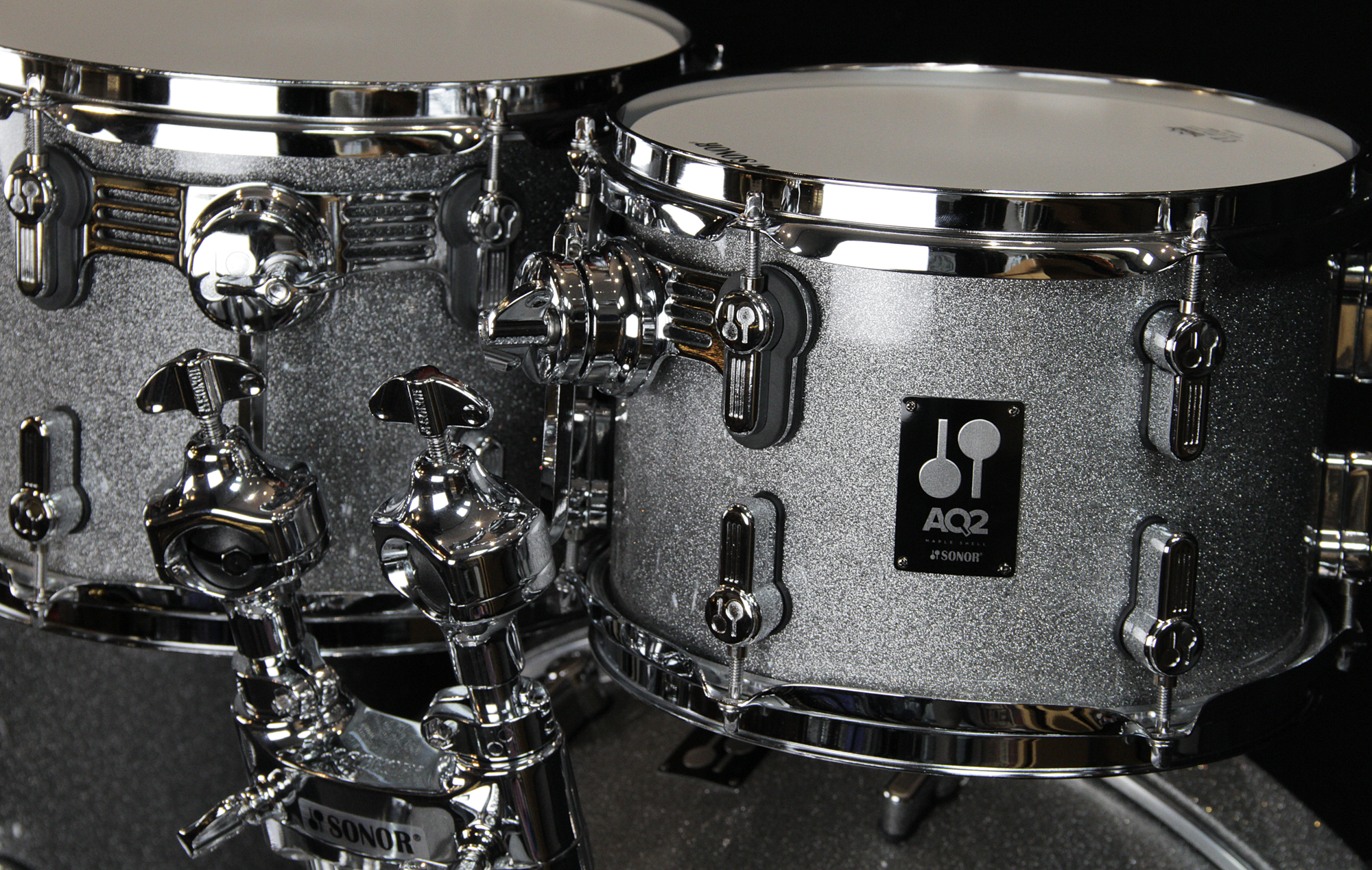 Acoustic Drum Kits Sonor Aq2 Stage 22 5 Piece Shell