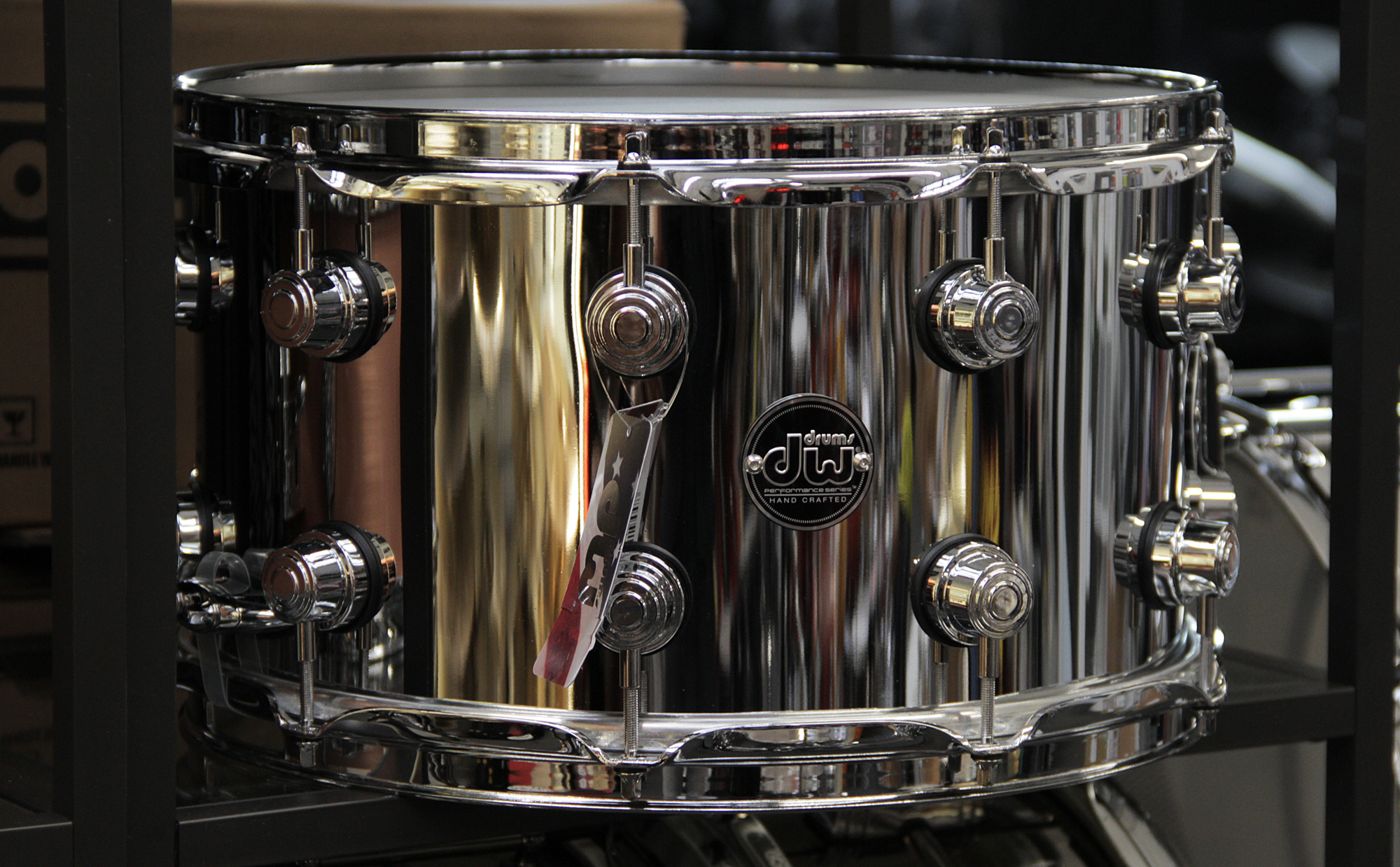 Drums : Dw Performance Series USA MADE 14x8\
