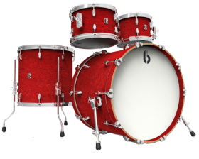 BritishDrumCo_Legend_Series_BuckinghamScarlett_4Piece_01