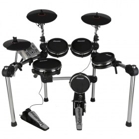 Carlsbro_CSD500_Mesh_Electronic_drum_Kit