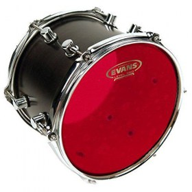 Evans_Hydraulic_red_Drum_Head