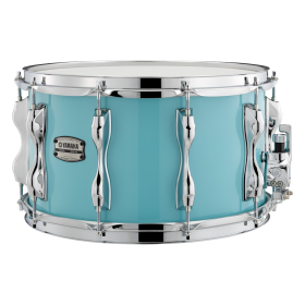 Yamaha_Recording_Custom_Snare_Drum_14x8_Surf_green3
